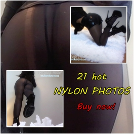 21 Black Nylon Photos