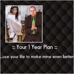 1 Year slave Plan