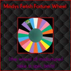 Wife/Gf Sex Fortune Wheel