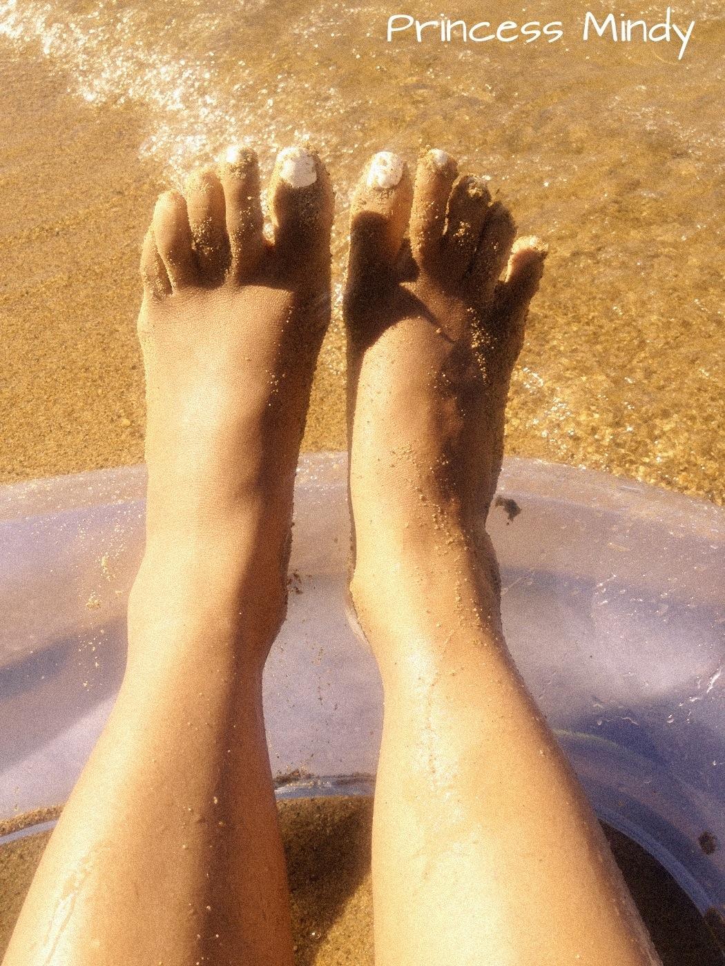 11 BC Beach Feet Pics