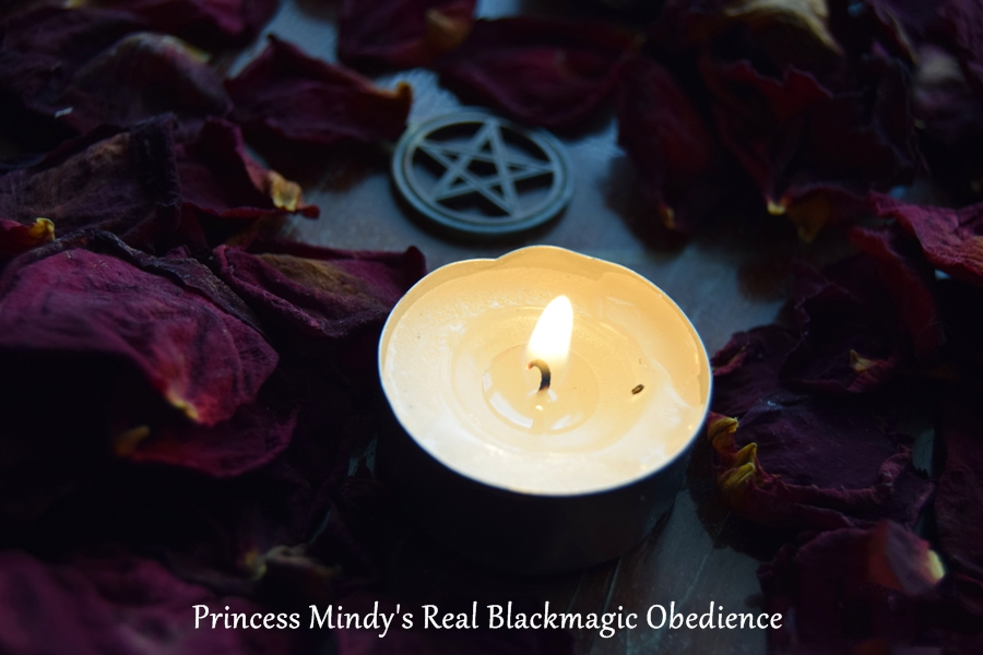 Real black magic obedience