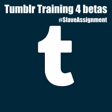 Tumblr training 4 betas